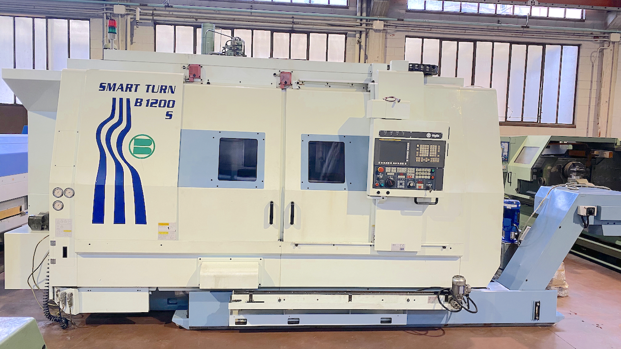 dealer Torno BIGLIA SMART TURN 1200 S usado